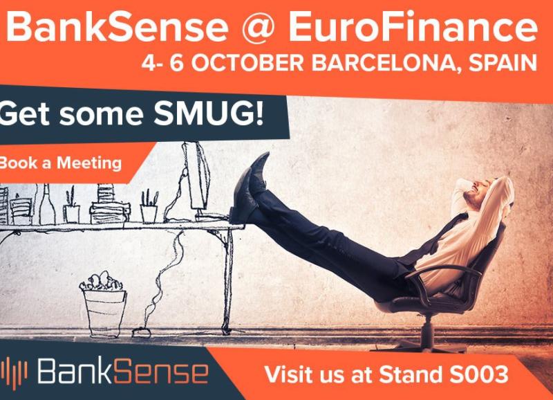 BankSense at EuroFinance