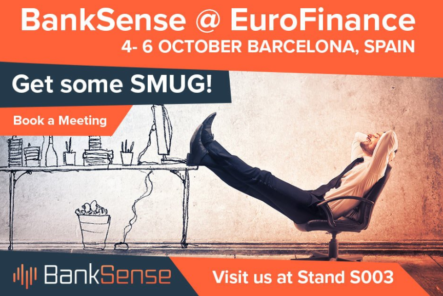 BankSense at EuroFinance